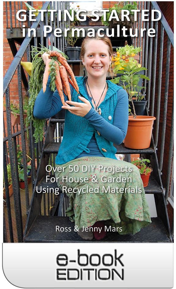 Getting Started in Permaculture by Ross & Jenny Mars