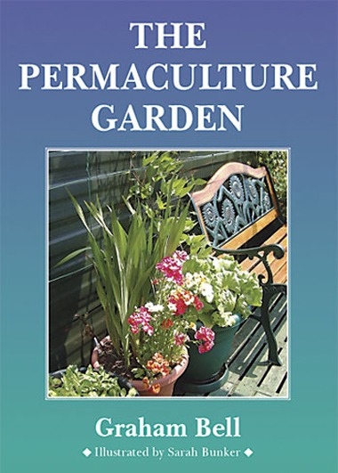 Permaculture Garden by Graham Bell