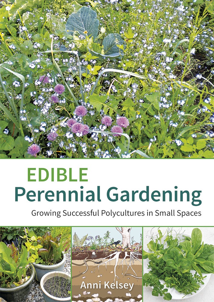Edible Perennial Gardening: Growing Successful Polycultures in Small Spaces by Anni Kelsey