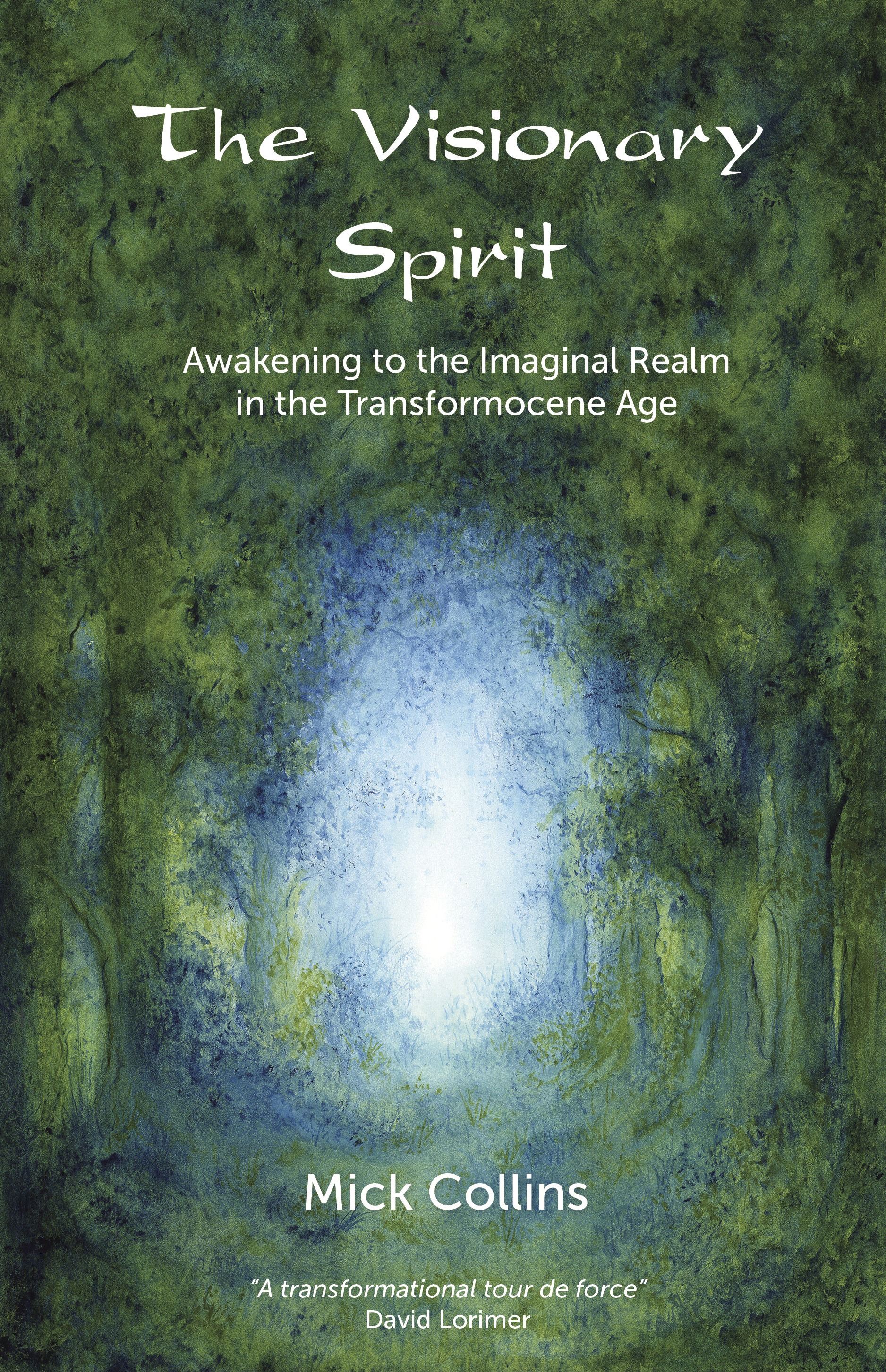 Visionary Spirit: Awakening to the Imaginal Realm in the Transformocene Age by Mick Collins
