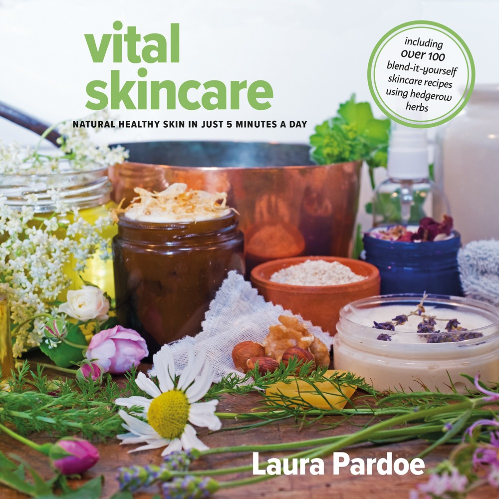 Vital Skincare: Natural Healthy Skin in just 5 minutes a day by Laura Pardoe